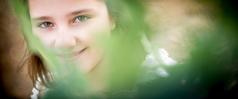 fotografia de comunion zamora