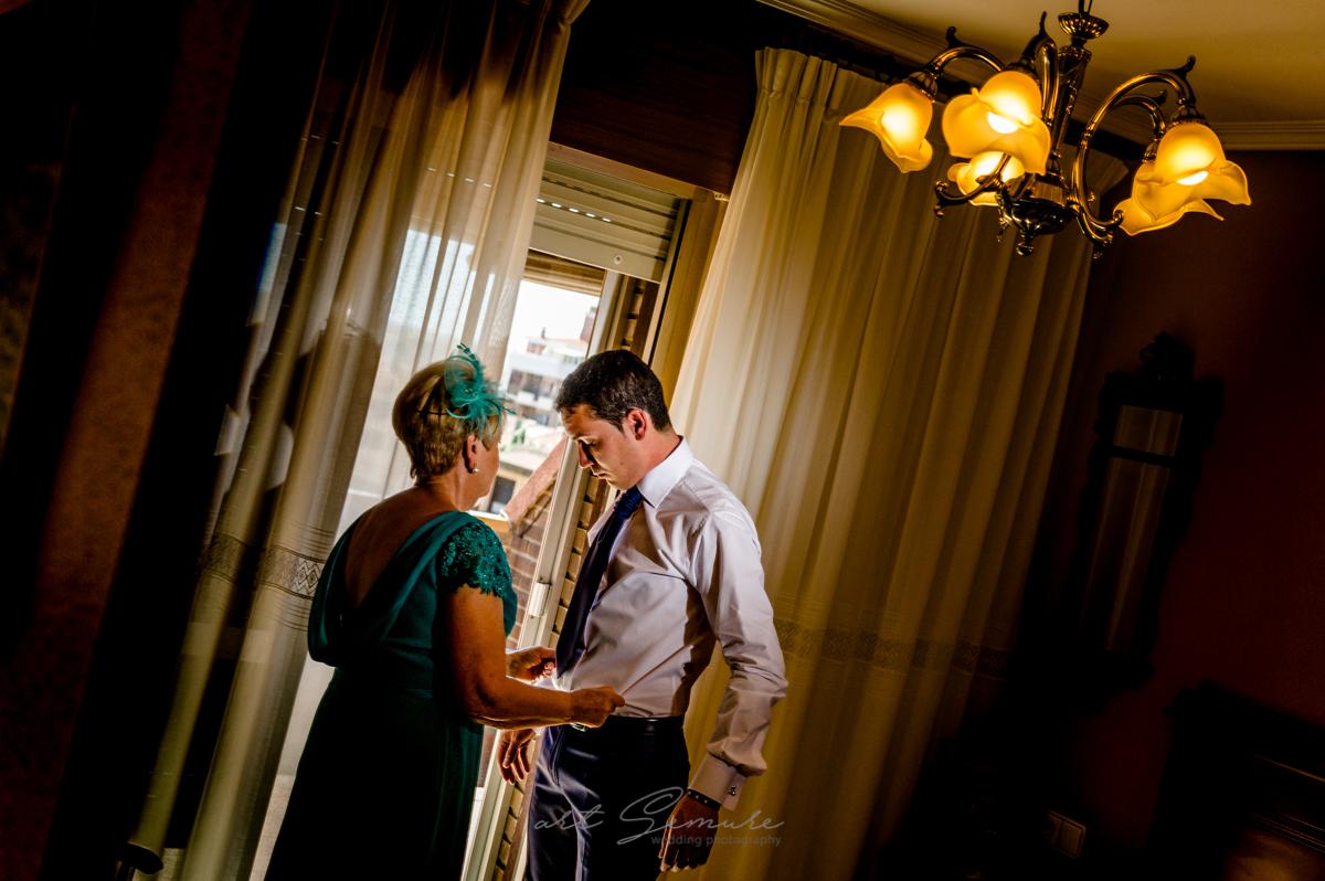 fotografia boda zamora iglesia san cipriano hotel melia13