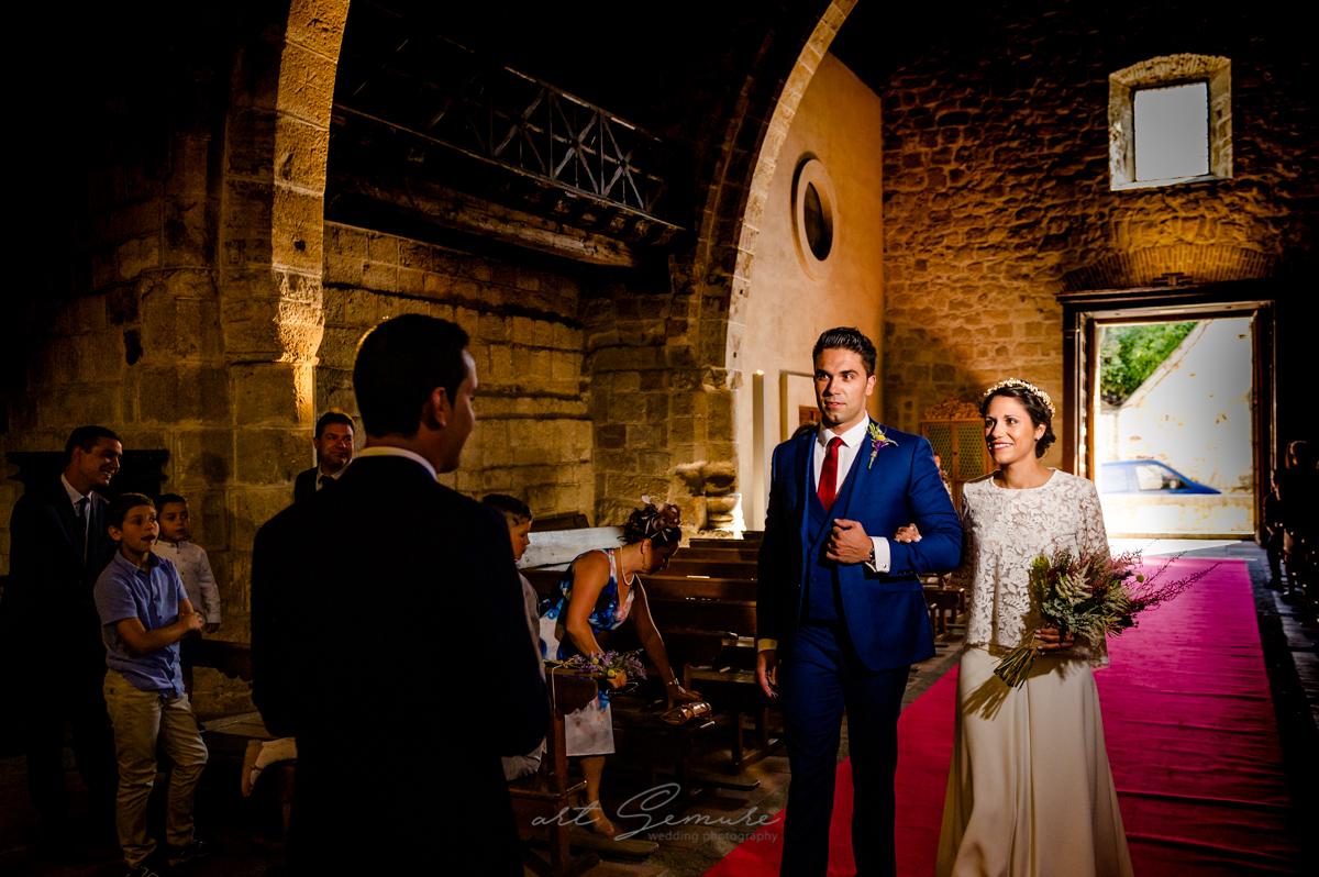 fotografia boda zamora iglesia san cipriano hotel melia35