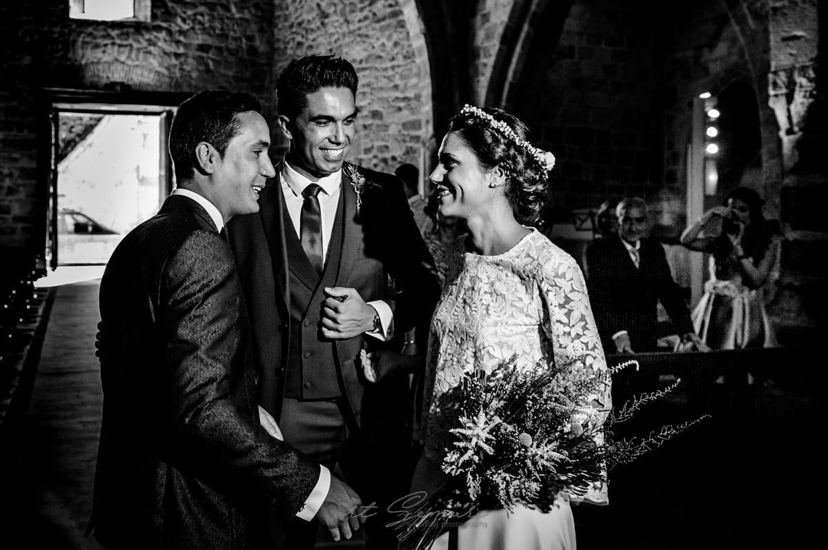 fotografia boda zamora iglesia san cipriano hotel melia38