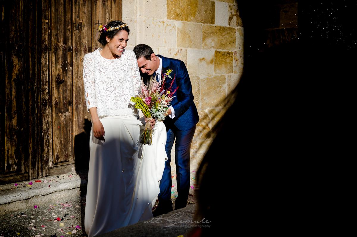 fotografia boda zamora iglesia san cipriano hotel melia53