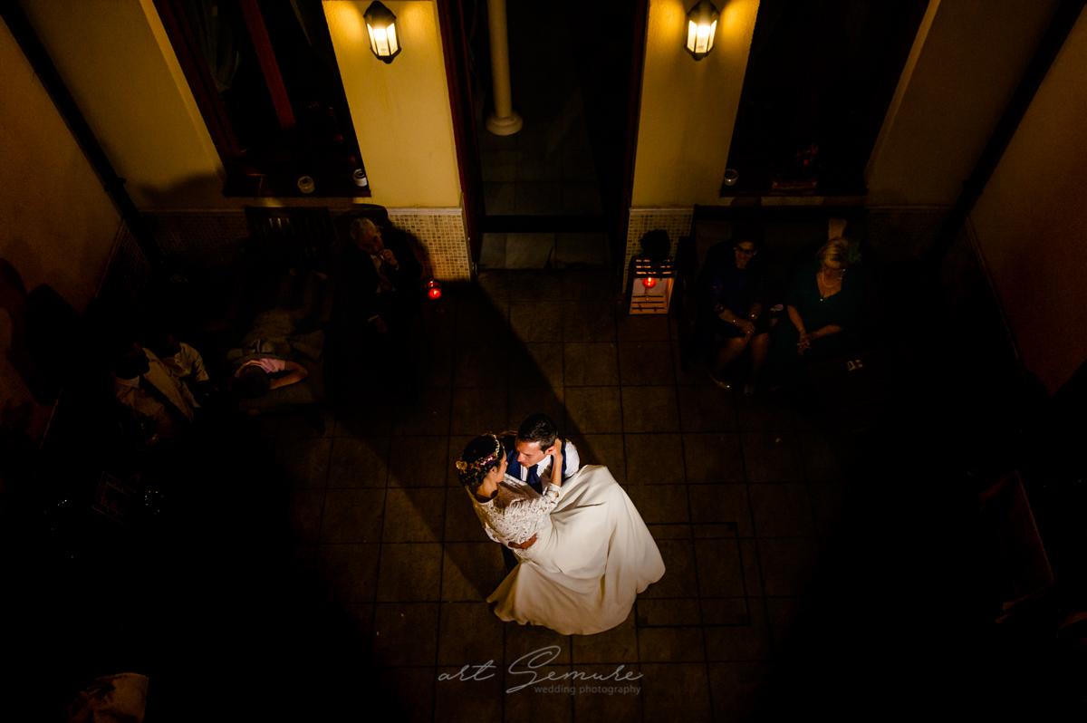 fotografia boda zamora iglesia san cipriano hotel melia85